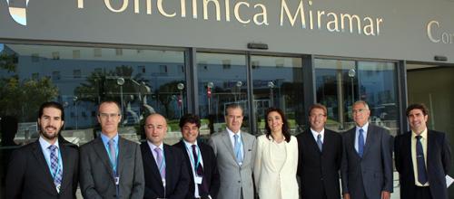 La Policlínica Miramar, centro pionero en la investigación genómica