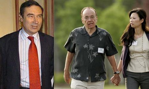 Pedrojota y Murdoch: la Fox entra en Veo7