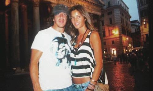 Puyol y Malena Costa pasean su amor por Roma