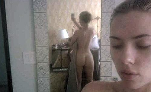 """Scarlett Johansson: """"Yo me hice las fotos"""""""