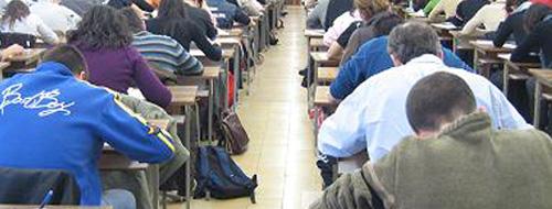 Crecen un 28% los exámenes de septiembre por la UNED