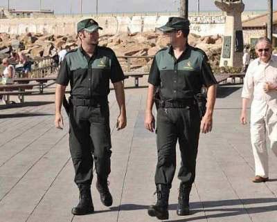 La Guardia Civil de Baleares estrena uniforme el lunes