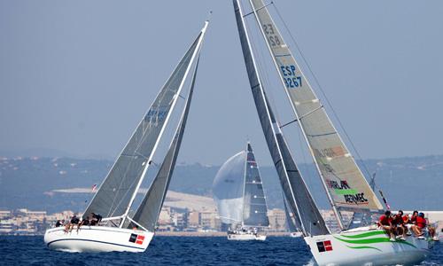 Los de Baleares brillan en el Campeonato de España de Cruceros RI