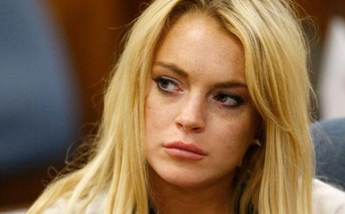 Lindsay Lohan no da una