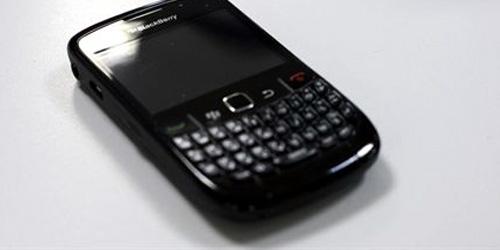 Los usuarios de BlackBerry se quedan sin conexión a Internet