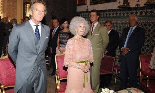 La boda en que los invitados