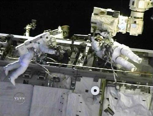 Se ofrece trabajo... de astronauta