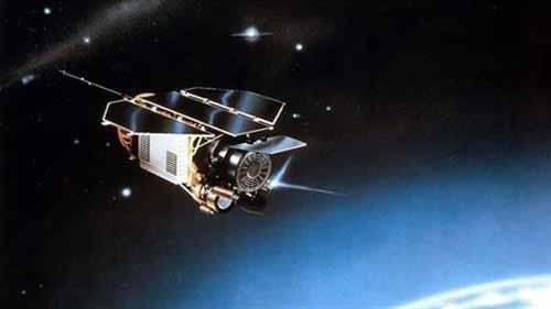 Otro satélite caerá la próxima semana a la Tierra