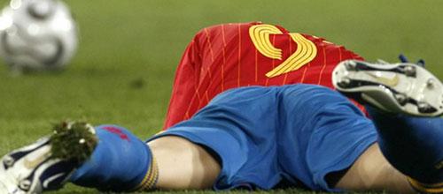 El fútbol es el deporte con más fracturas maxilofaciales