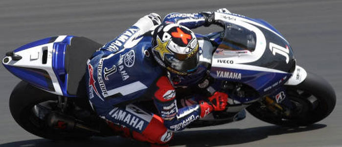 Lorenzo, segundo en Japón tras Pedrosa