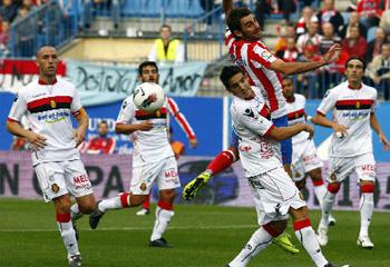 Valioso punto en el Calderón con un nuevo penalti de Hemed