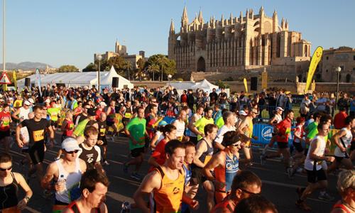 El Tui Marathon de Palma bate sus propias cifras de participación