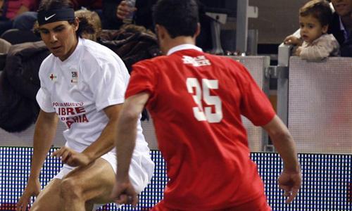 Rafa Nadal decide probar suerte en el fútbol y ficha por el Inter Manacor