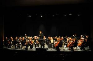 La Orquesta Sinfónica entusiasma a Peguera
