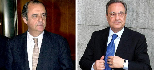 Cacho insinúa que los March destituirán a Florentino Pérez