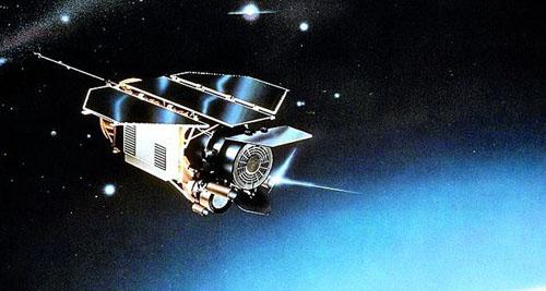 Un satélite caerá sobre la Tierra este fin de semana