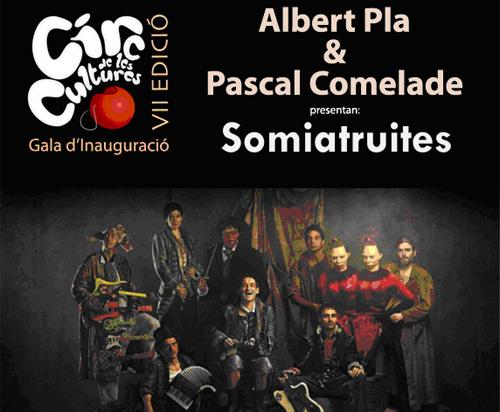 El mundo onírico de Albert Plá y Pascal Comelade llega a Palma