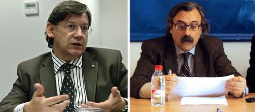 El exconseller Thomàs y Miguel Lázaro se enfrentan por la sanidad