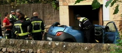 Muere una mujer de 65 años tras un accidente en Sóller