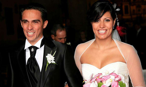 Contador se casa