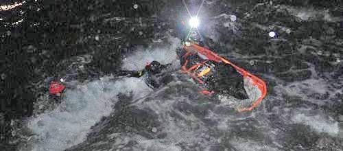 La Guardia Civil investiga la muerte de un hombre que cayó a un acantilado