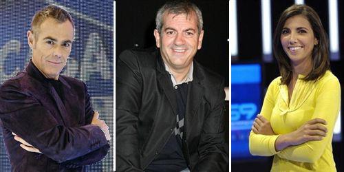 Jordi González, Sobera y Ana Pastor, premios Protagonistas