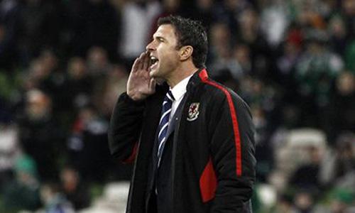 Muere el seleccionador de Gales, Gary Speed