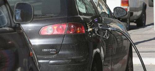 El gasóleo cuesta ya más que la gasolina