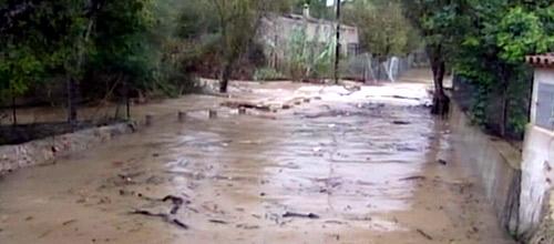 Emergencias activa el nivel 1 de alerta por las fuertes lluvias en todas las islas