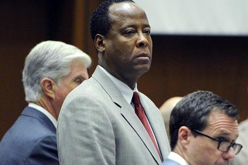 El doctor Murray, declarado culpable de la muerte de Michael Jackson