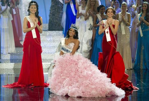 Miss Venezuela, nueva Miss Mundo 2011