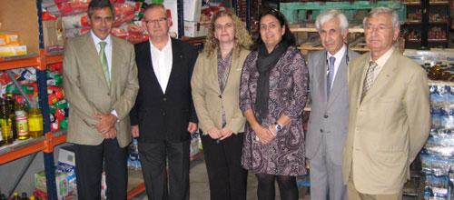 Los hoteles de Baleares donan 20.000 kilos de alimentos