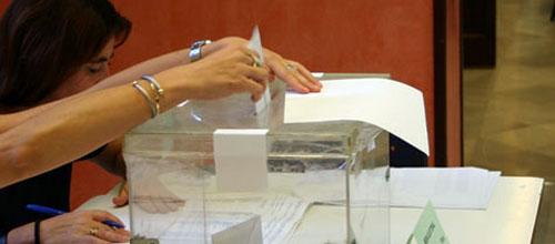 Cierran los colegios electorales con una participación en Baleares del 50,37%