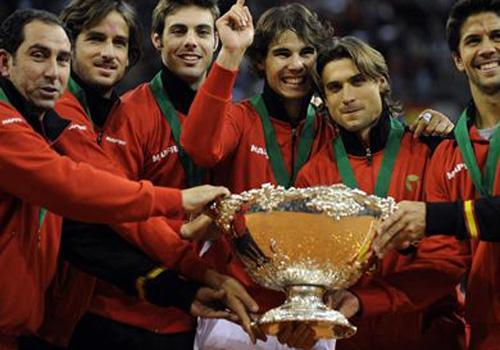 Nadal vence y otorga la quinta Davis a España