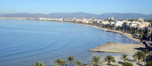 Cort buscará mejorar la calidad del agua de baño en la Playa de Palma