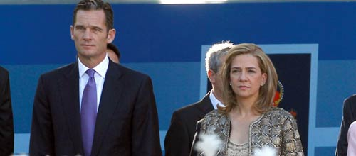 Los Duques de Palma no vendrán a España para pasar las Navidades
