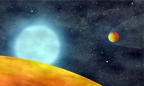 Los nuevos planetas como la Tierra, reveladores sobre las estrellas