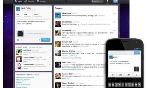 Twitter cambia su diseño y da más valor al usuario