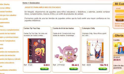 La venta online de juguetes aumentará un 40% en Navidades