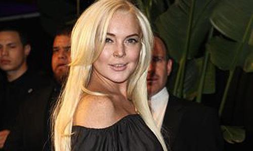 El posado de Lindsay Lohan a lo Marilyn para Playboy ya circula por internet
