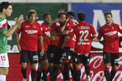 El Mallorca empata con el Athletic (1-1)