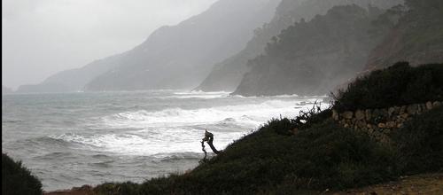 Emergencias activa la alerta amarilla por meteorología adversa en Baleares