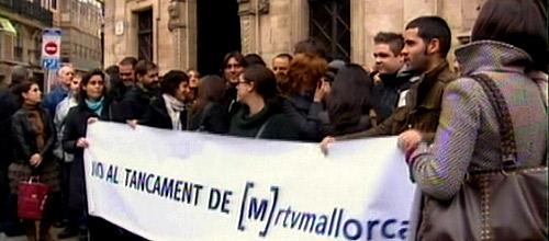 El comité de empresa pide al juez la suspensión del cierre de RTVM
