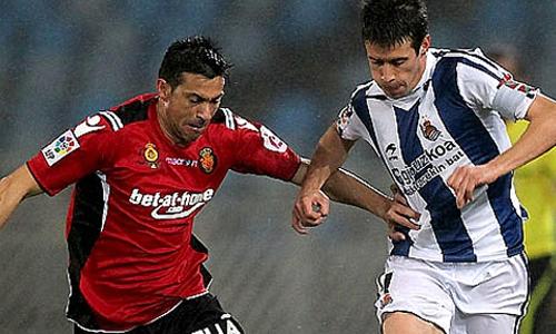 Real Sociedad-Mallorca, en los octavos de la Copa