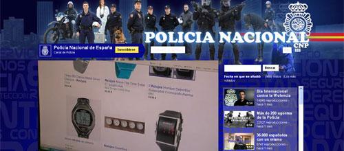 """La Policía alerta de los """"chollos"""" en Internet"""