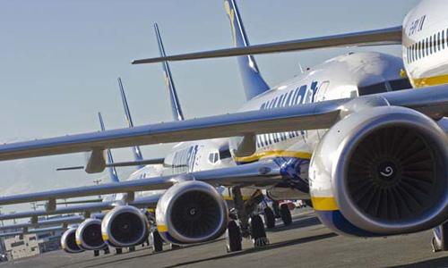 Ryanair unirá Ibiza con Marsella
