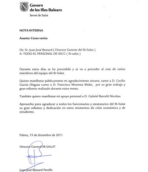 Modelo De Carta De Nombramiento De Padrino Oficio