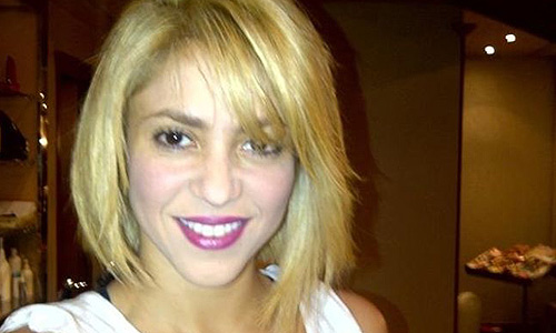 Shakira dice adiós a su larga melena