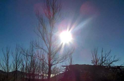 El sol también pone en peligro nuestra piel en invierno