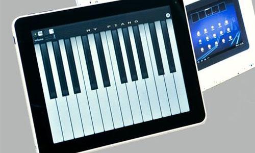 U97, un completo 'tablet' hecho en España